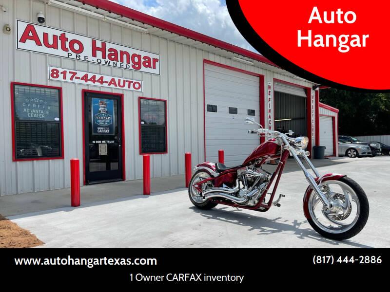 2005 Big Dog Chopper-RT/BDM for sale at Auto Hangar in Azle TX