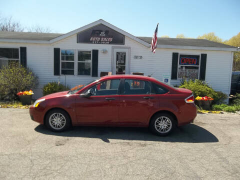 2009 Ford Focus for sale at R & L AUTO SALES in Mattawan MI