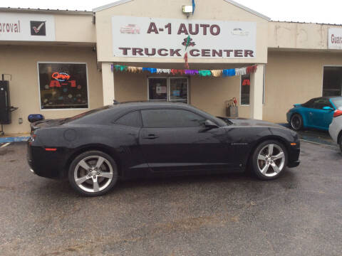 2010 Chevrolet Camaro for sale at A-1 AUTO AND TRUCK CENTER in Memphis TN