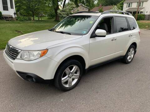 2009 Subaru Forester for sale at Via Roma Auto Sales in Columbus OH