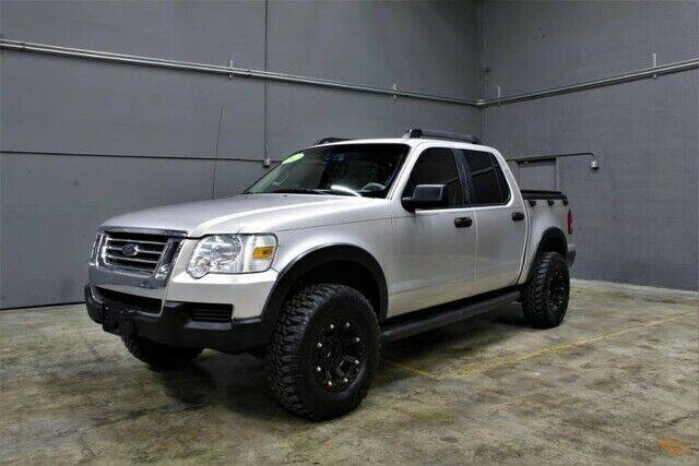 2007 Ford Explorer Sport Trac for sale at EA Motorgroup in Austin TX