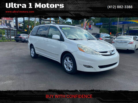 2006 Toyota Sienna for sale at Ultra 1 Motors in Pittsburgh PA