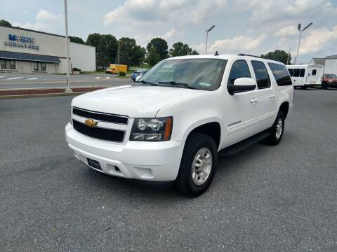 2012 Chevrolet Suburban for sale at Nye Motor Company in Manheim PA
