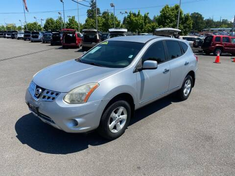 2013 Nissan Rogue for sale at Vista Auto Sales in Lakewood WA
