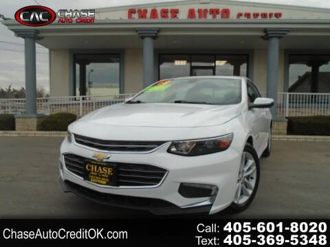 2018 Chevrolet Malibu for sale at Chase Auto Credit in Oklahoma City OK