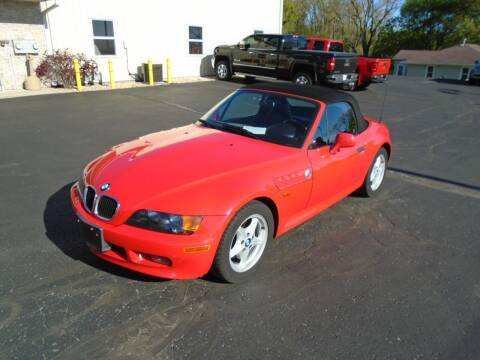 1997 BMW Z3 for sale at Ritchie Auto Sales in Middlebury IN