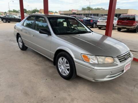 2001 Toyota Camry for sale at KD Motors in Lubbock TX