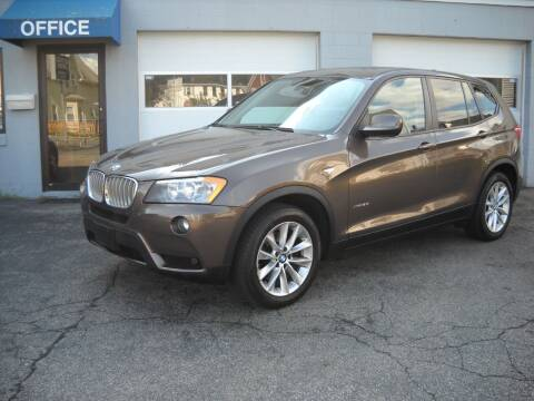 2013 BMW X3 for sale at Best Wheels Imports in Johnston RI