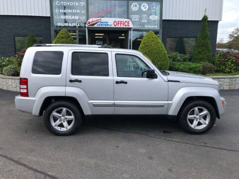 2008 Jeep Liberty for sale at Advance Auto Center in Rockland MA