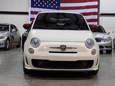 2013 FIAT 500 for sale at Texas Motor Sport in Houston TX