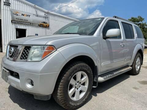 2012 Nissan Pathfinder for sale at Next Autogas Auto Sales in Jacksonville FL