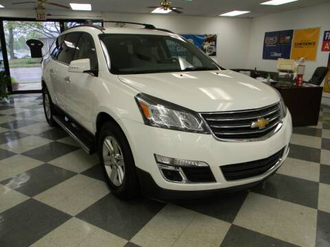 2013 Chevrolet Traverse for sale at Lindenwood Auto Center in St.Louis MO