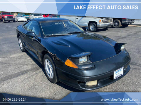 1993 Dodge Stealth for sale at Lake Effect Auto Sales in Chardon OH