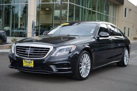 2014 Mercedes-Benz S-Class for sale at Jeremy Sells Hyundai in Edmonds WA