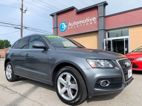 2012 Audi Q5 for sale at Automotive Solutions in Louisville KY