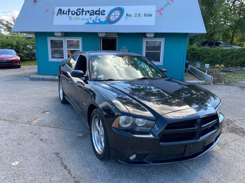2011 Dodge Charger for sale at Autostrade in Indianapolis IN