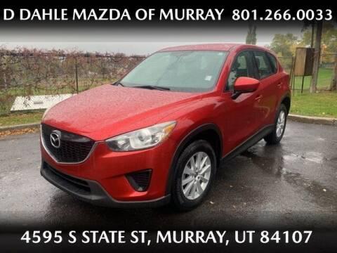 2014 Mazda CX-5 for sale at D DAHLE MAZDA OF MURRAY in Salt Lake City UT