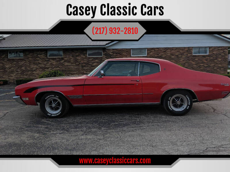 1971 Buick Skylark for sale at Casey Classic Cars in Casey IL