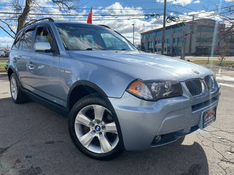 2006 BMW X3 for sale at JerseyMotorsInc.com in Teterboro NJ