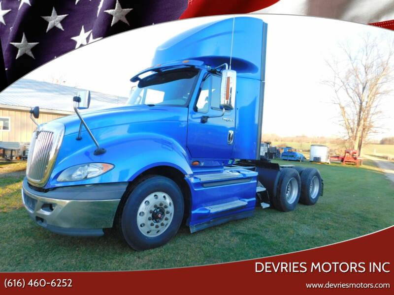 2012 International ProStar+ for sale in Coopersville, MI