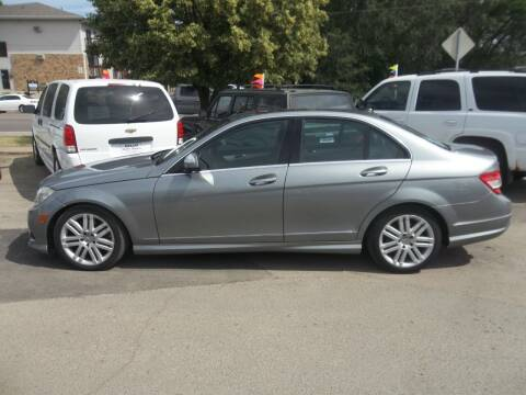 2008 Mercedes-Benz C-Class for sale at A Plus Auto Sales in Sioux Falls SD