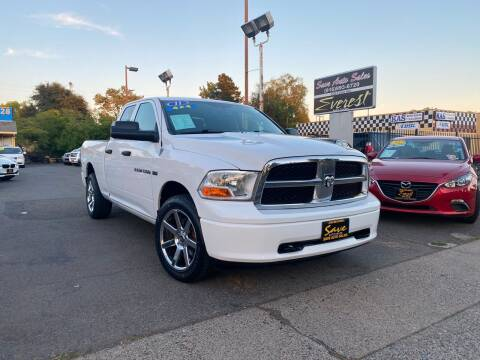 2011 RAM Ram Pickup 1500 for sale at Save Auto Sales in Sacramento CA