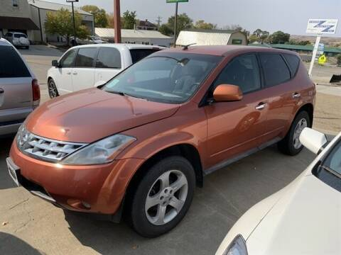 2005 Nissan Murano for sale at Daryl's Auto Service in Chamberlain SD