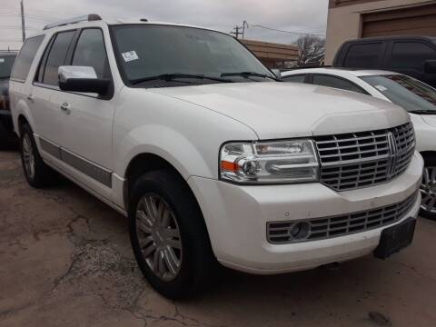 2010 Lincoln Navigator for sale at Auto Haus Imports in Grand Prairie TX
