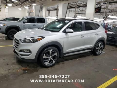 2017 Hyundai Tucson for sale at Mr. Car LLC in Brentwood MD