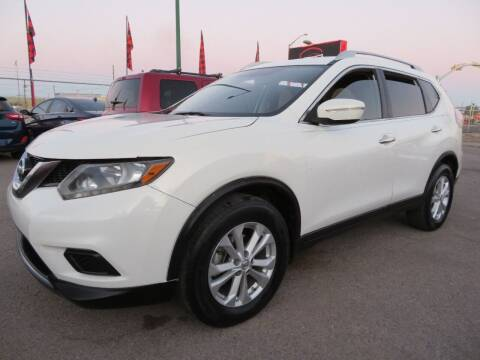 2014 Nissan Rogue for sale at Moving Rides in El Paso TX