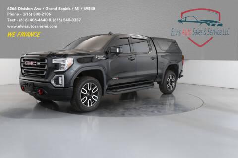 2020 GMC Sierra 1500 for sale at Elvis Auto Sales LLC in Grand Rapids MI
