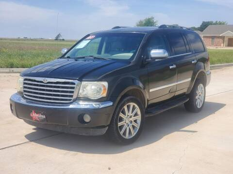 2007 Chrysler Aspen for sale at Chihuahua Auto Sales in Perryton TX