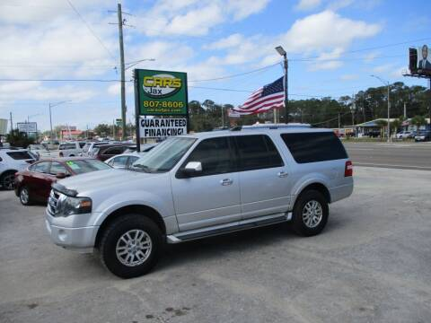 2012 Ford Expedition EL for sale at CARS OF JAX INC. in Jacksonville FL