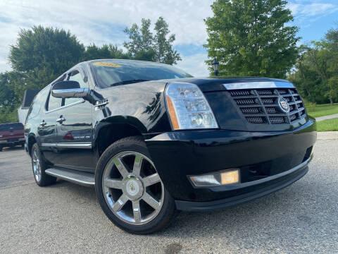 2010 Cadillac Escalade ESV for sale at Rite Track Auto Sales in Canton MI