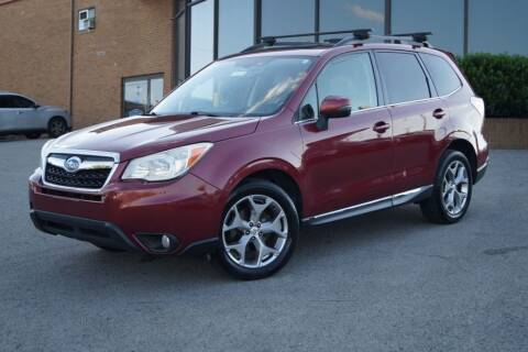 2015 Subaru Forester for sale at Next Ride Motors in Nashville TN
