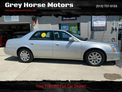 2011 Cadillac DTS for sale at Grey Horse Motors in Hamilton OH