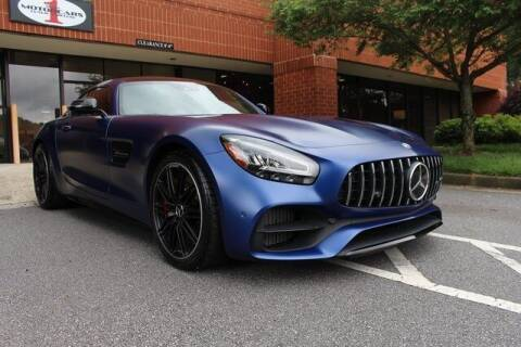 2020 Mercedes-Benz AMG GT for sale at Team One Motorcars, LLC in Marietta GA
