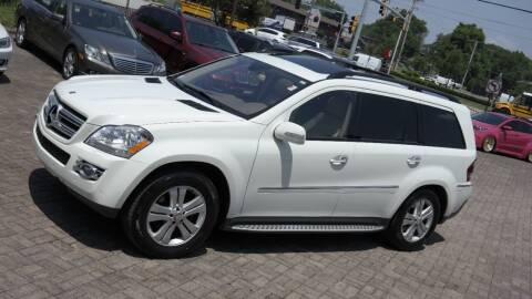2008 Mercedes-Benz GL-Class for sale at Cars-KC LLC in Overland Park KS