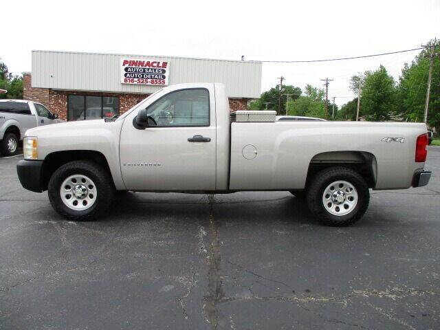 2009 Chevrolet Silverado 1500 for sale at Pinnacle Investments LLC in Lees Summit MO