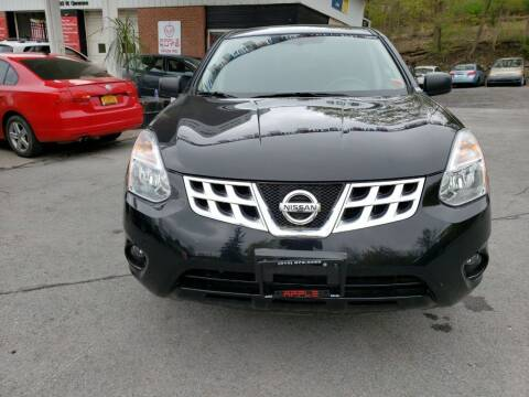 2012 Nissan Rogue for sale at Apple Auto Sales Inc in Camillus NY