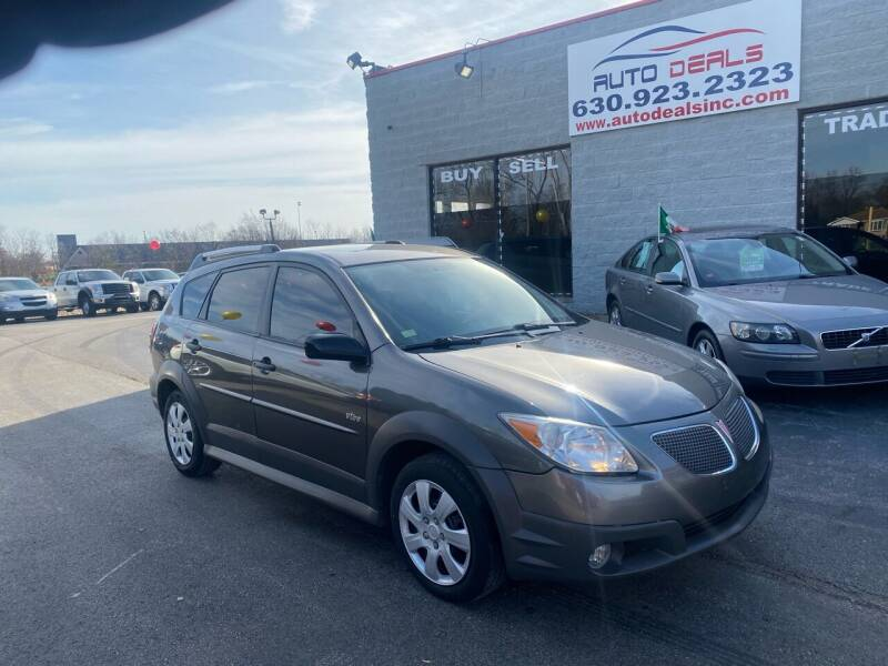 2007 Pontiac Vibe for sale at Auto Deals in Roselle IL