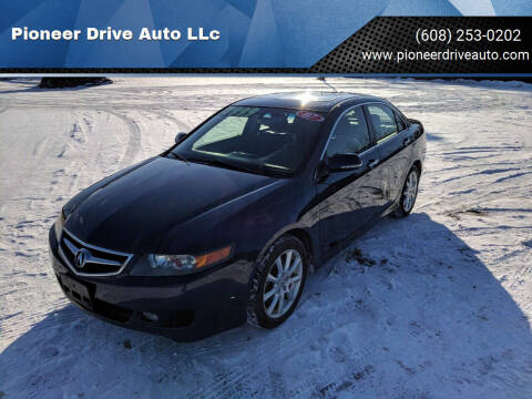 2007 Acura TSX for sale at Pioneer Drive Auto LLc in Wisconsin Dells WI