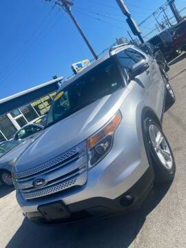 2013 Ford Explorer for sale at Car Barn of Springfield in Springfield MO