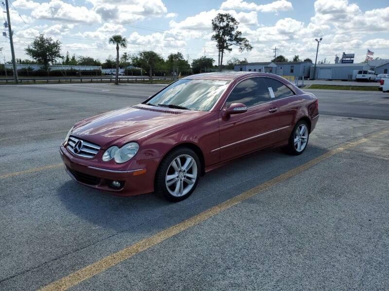 2006 Mercedes-Benz CLK for sale at Second 2 None Auto Center in Naples FL