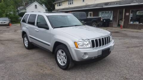 2007 Jeep Grand Cherokee for sale at Motor House in Alden NY