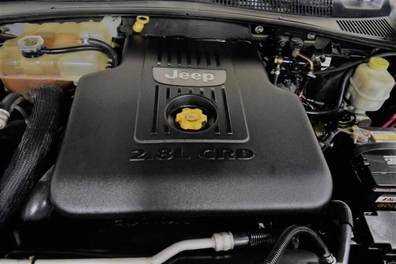 2005 Jeep Liberty 4dr Sport Turbodiesel 4WD SUV - Houston TX