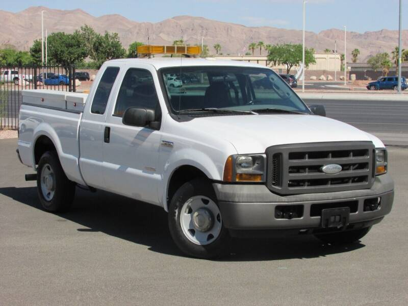 2005 Ford F-250 Super Duty for sale at Best Auto Buy in Las Vegas NV