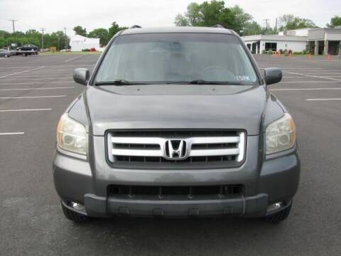 2007 Honda Pilot for sale at Iron Horse Auto Sales in Sewell NJ