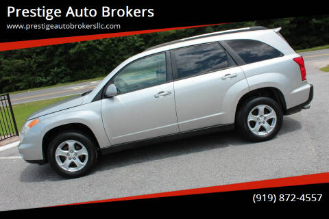 2007 Suzuki XL7 for sale at Prestige Auto Brokers in Raleigh NC