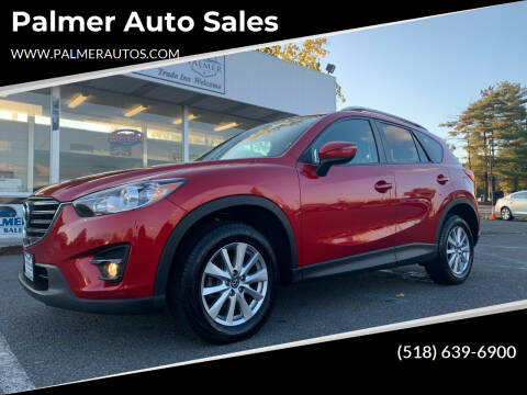 2016 Mazda CX-5 for sale at Palmer Auto Sales in Menands NY